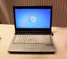* Fujitsu Lifebook Notebook IntelCore i5 2x2,5 GHz 4 GB RAM 160 GB 14 Zoll W10 *