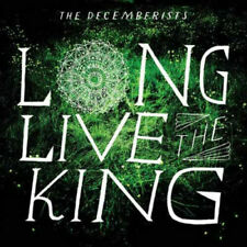 Decemberists, Long Live The King (EP) new, sealed CD, Free Shipping
