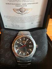 Harley-Davidson 100th Anniversary Wristwatch