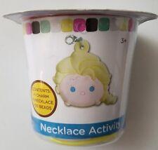 Disney Frozen Tsum Tsum Elsa Necklace Activity Make Your Own Bead & Charm Craft
