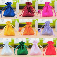 HELLO 25 7x9cm Jewelry Packing Pouch Wedding X-mas Favor Gift Bags M3265