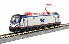 "Kato N Scale 137-3001 ACS-64 Amtrak Phase VI Road #600 ""David L. Gunn"" New!"