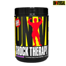 SHOCK THERAPY 200g Pre-Workout NO Volumizer & Extreme Pumps and Energy Support