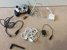 Ordinateur Job Lot Acer Antenne TV USB 1 & 2 Câble Moniteur Plomb Adsl Filtre Gamepad