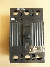 GE TQD32225 3 Pole 225 Amp 240V Circuit Breaker Flawed #010
