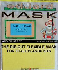 Eduard 1/48 EX443 Canopy Mask for the Hobby Boss Blohm & Voss Bv141 kit
