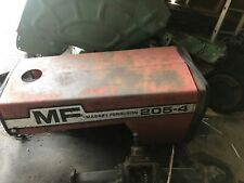 Massey Ferguson 205-4 Parts Or All That Is Left