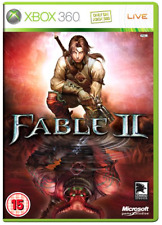 Xbox 360-Fable II (2) Original Version ** Neu & Versiegelt ** XBOX One kompatibel