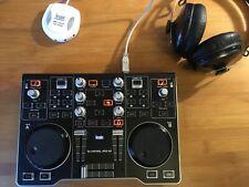 Table de mixage Hercules DJ Control MP3 E2 + Carte son DJ
