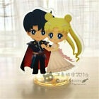Sailor Moon Chiba Chibiusa Hino Rei Acrylic Stand Dispaly Desk Strap Limit N K1