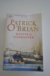 Patrick O'Brian Master and Commander Taschenbuch englische Ausgabe