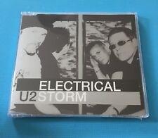 U2 - Electrical Storm (Rare *NEW SEALED* 2002 CD Single 3 Tracks)