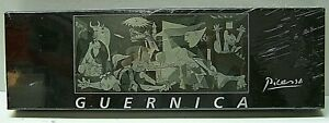 New Sealed Guernica (Picasso) Memory Game And Jigsaw Puzzle