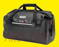 BORSA DA SELLA GIVI IMPERMEABILE GRT703  EX MODELLO  WP400 WATERPROOF 40-Litri