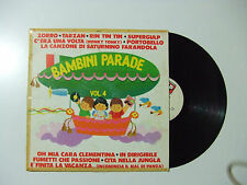 Bambini Parade Vol. 4  - Disco Vinile 33 Giri LP Album Compilation ITALIA 1977