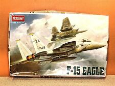 1/144 ACADEMY F-15 EAGLE MODEL KIT # 12609