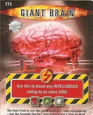 DR WHO ULTIMATE MONSTERS 773 GIANT BRAIN