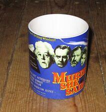 Margaret Rutherford Murder She Said Advertising MUG