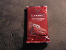 DISNEY PIXAR CARS 2006 FUN PACK 20 TRADING CARDS MATCHING GAME RARE FIND