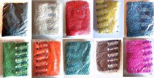 1300 Glass Beads 6/0 Jablonex Czech E-beads Large 1 lb + bag (500 grams)