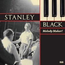 Stanley Black - I AIN'T GOT ANYBOBY - HONEYSUCKLE ROSE - LULLABY - CARAVAN - CD