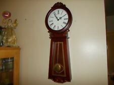 """Parliament"" Re-Creation Wall Clock, New Old Stock, Pristine, Westminster"