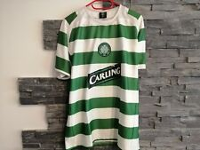 Celtic Glasgow shirt size L home made in spain