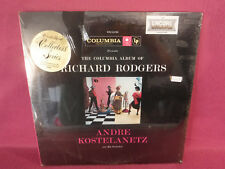 Andre Kostelanetz, The Columbia Album Richard Rodgers, EN2 13725, 2 LPs SEALED