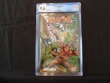 """Turok Evolution (Acclaim) #1 """"Poster Attached"""" CGC 9.6 Comic EB GAMES EXCLUSIVE!"""