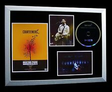 COURTEENERS Heaton Park GALLERY QUALITY MUSIC CD FRAMED DISPLAY+FAST GLOBAL SHIP