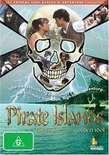 Pirate Islands - Treasure Of The Golden Idol (DVD, 2005)