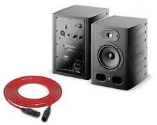 Focal Alpha 50 Studio Monitor Set | Stereo Pair, Left/Right | Pro Audio LA