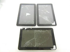 Trio 10 Tablet 16GB Android Tablet *DEFECTIVE ITEM*(LOT OF 3) sic12846