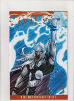 Civil War #3 NM- 9.2 2nd Print Marvel Comics 2006 Avengers Thor Spider-man