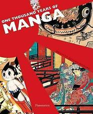 Mil años de manga por Bridget Koyama-Richard (tapa Dura, 2008)