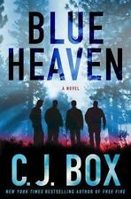 Blue Heaven by C. J. Box (2008, HC, 1st/1st)