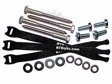 M8x20mm TV Screws/Bolts • Complete Kit • TV to Bracket to Wall • VESA 400
