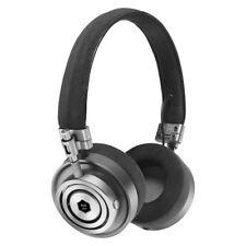 Master & Dynamic MH30 Closed Back Headphones Apple Controls Mic  Gunmetal Refurb