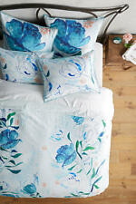 New Anthropologie Alaire Queen Duvet Cover