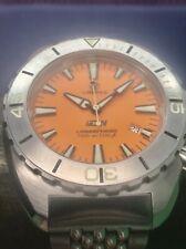 Crepas Loggerhead 1000m Diver Swiss ETA Automatic 44mm Limited Edition Orange