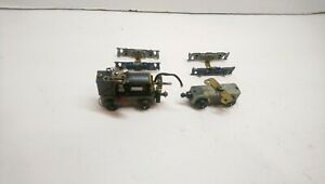 Varney HO Train EMD SW7 Diesel Locomotive Replacement Motor and Trucks Assembly
