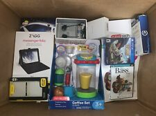 New listing Wholesale Lot Of 15 Amazon Assorted Mixed Electronics, Toys, Phone Cases, Ps4