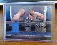 2011 Topps UFC Title Shot Fight Mat Relics #FM-DM Dan Miller