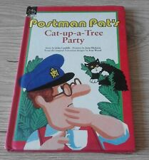 Postman Pat's Cat up a Tree Party  Hippo Book