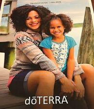 NEW doTERRA Essential Oil Product Guide Fall 2016 Book New Products Free Ship