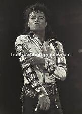 Michael Jackson BW Photo