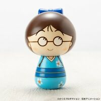 Chibi Maruko-chan Kokeshi [Tama-chan] by Usaburo Kokeshi Height approx. 75mm