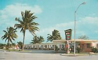 (X)  Homestead, FL - Everglades Motel - Exterior and Grounds - Signage