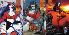 Shi: Senryaku #1-3 Complete Set