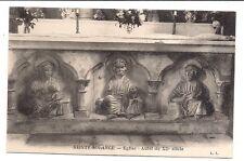 sainte-solange , église , autel du XIIe siècle